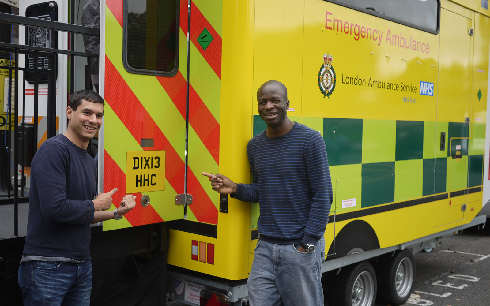 Ambulance redesign Yusuf and Gianpaolo