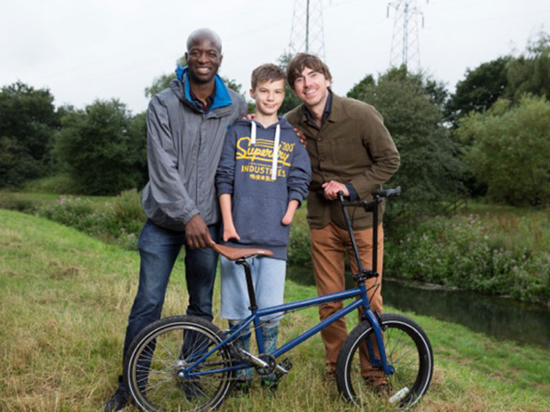 Oscars BMX Big Life Fix with Simon Reeve